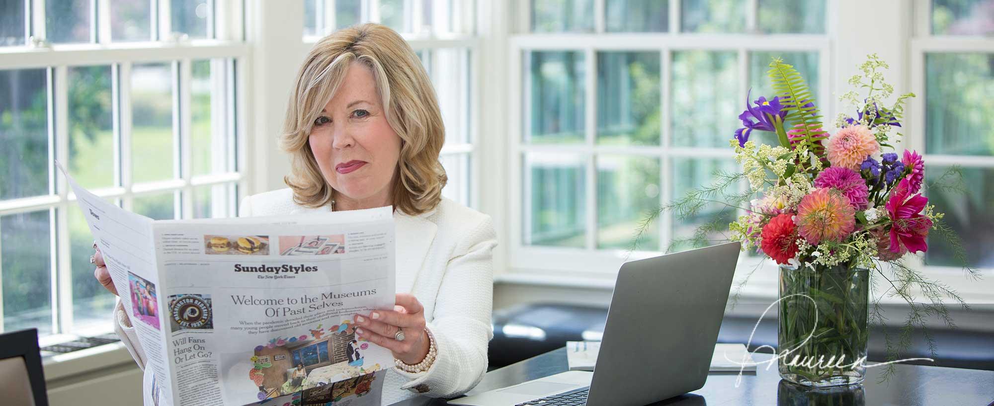 Maureen Sullivan Media