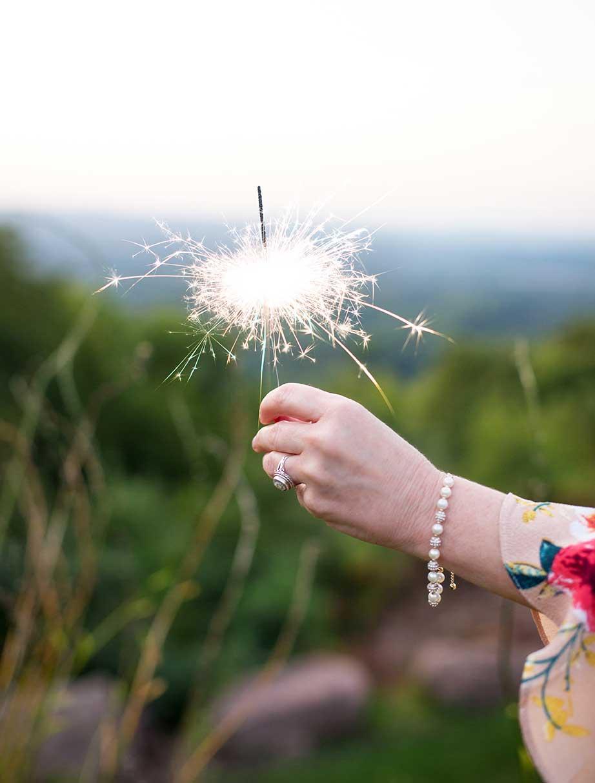 spark fresh new ideas